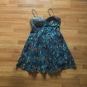 Material Girl Junior Skater Dress